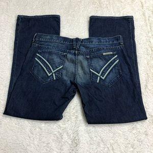 William Rast Billy Flare Jeans Sz 38